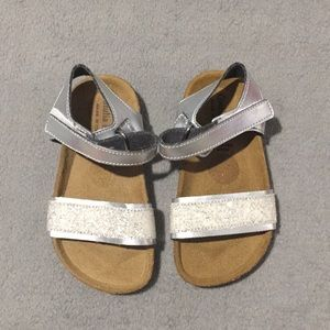 Girl Sandals size 8